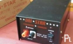 I am selling my Dai Star Charger / Converter in very