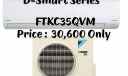 FOR SALE : Daikin 1.5HP Wall Mounted Inverter � With
