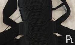 Dainese Manis D1 Back Protector Ideal for road or track