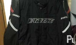 Dainese textile jacket In very good condition Rfs : di