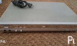Daiwa DVD player Used but not abused. In working