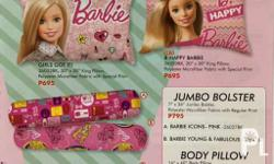 Dakki Pillows - Barbie Up to 30 percent Discount for Sale in Makati