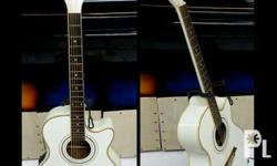Dame Acoustic Guitar with built in pick up and tuner.