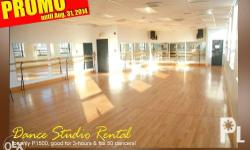 Rooms498 Dance Studio is a place perfect for