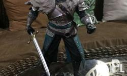 Dark Soul II statue action figure 2000 only buy