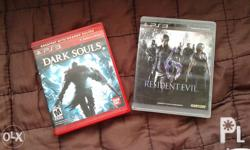 FS Only (No More Ps3) Dark Souls - 500 Php Resident