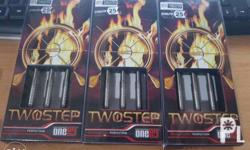 """One80 25grams 80% tungsten Steel tip """"Twostep"""" For"""