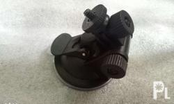 Dashcam Car Suction Mount Short - 150 Long - 150