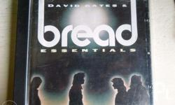 David Gates and Bread Ultimate Classic Hits on a CD