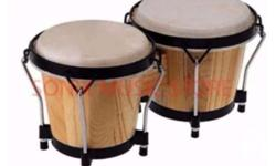 Constructed of hand selected briar wood Skins of drums