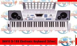 61-key With Touch Function LCD Display 136Timbres /128