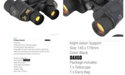 Daxgd brand 60x60 Hd Day and Night Vision Hunt