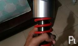 Selling my DBS shock for mio. Issue lang is ang konting
