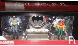 AVAILABLE - ONLY 1 UNIT LEFT (5 SOLD) Batman Animated