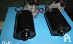 dc motor gearmotor tested at 12 volts 10 rpm high