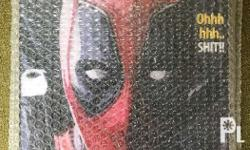 Deadpool Wall Art from Bangkok Thailand ideal to