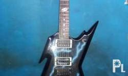 Dean Razorback Lightning Loaded With SD Dimebucker and