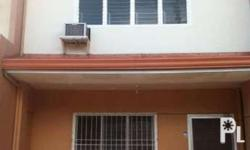 two storey unit has 3 bedrooms, 2 toilet and bath 1 car