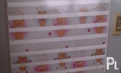 Deskripsiyon we are selling wood blinds, roman shade,