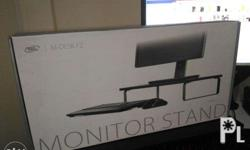 For Sale - Deep Cool M Desk F2 Monitor Stand Condtion: