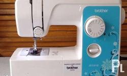 Defective Brother JS-1410 Home Sewing Machine For sale