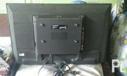 29inch Devant LED TV With power. Broken LED. Other