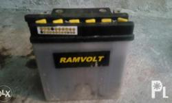 12 volts, Motolite defective battery can be repair .