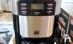 Deli Chef Grind And Brew Coffee Maker For Sale In Quezon City