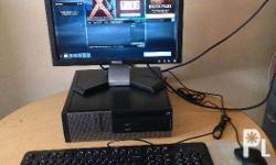 DELL Optiplex 390 set (Core i3 3.3ghz) Specifications: