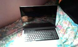 this laptop came from my brother in canada, the only