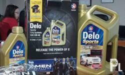 Delo Sport Fully synthetic and synthetic blend engine