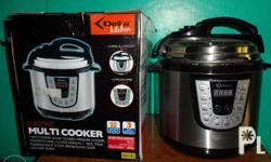 Multi Function - rice cooker - pressure cooker - slow
