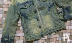 Denim jacket for sale Brand new!!!! No flaws 200 lang