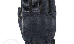 Denim Motorcycle Gloves Speed and Strength Gloves Brand