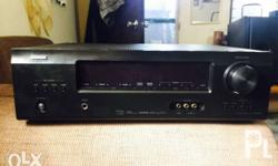 Denon AVR-390 amplifier Including 5 denon speakers and