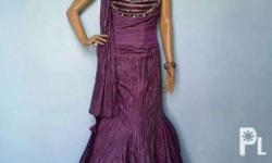 Selected Designer Ball Gowns For Sale 1. Php 4,500 -