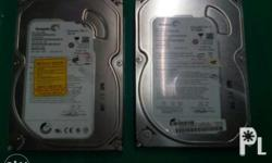 320 gb hdd sata used Brand seagate barracuda 7200 rpm