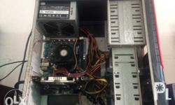 Amd Sempron 145 processor Amd radeon HD 5700 series 2gb