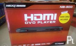 DEVANT HDMI Dvd player. Almost brand new. Good working