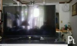 "47"" Devant LED for Parts Out Defective TV Serious"