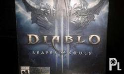 Diablo 3 PC Version Selling my Diablo 3 PC Version