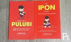 Used, read once. Both in very good condition. Only P188