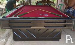 Different billiard table for sale We have different