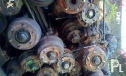 All kinds of differential of isuzu,fuso,truck type, mga