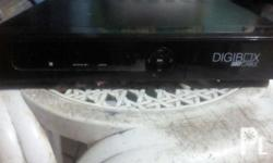 Disconnected digibox skycable unit only... No remote