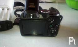 good condition with charger and battery mini tripod
