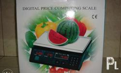 Digital Price computing scale Market scale brand new