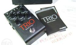 INQUIRE ONLY CELLPHONE. TRIO automatically listens to