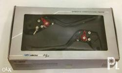 Good as new Domotiv Brake and clutch lever for zx10r
