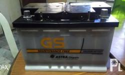 Special type car battery
